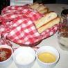 Olive Garden Breadsticks, Pizza Hut Cheesesticks (bread machine)