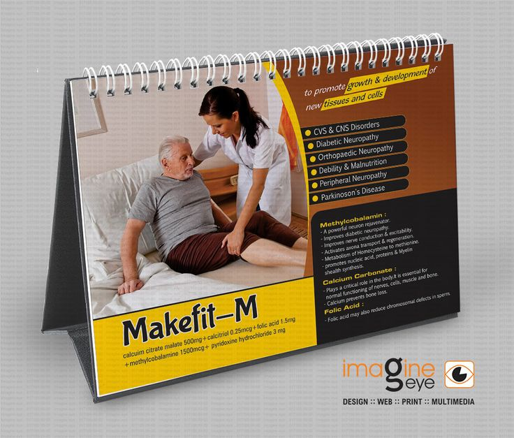 Design and Print Visual Aid for Pharma Industry