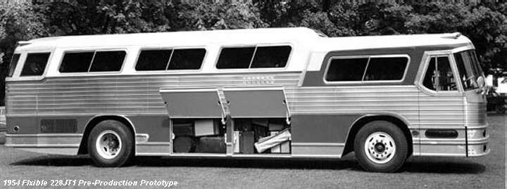 1954 Flxible prototype