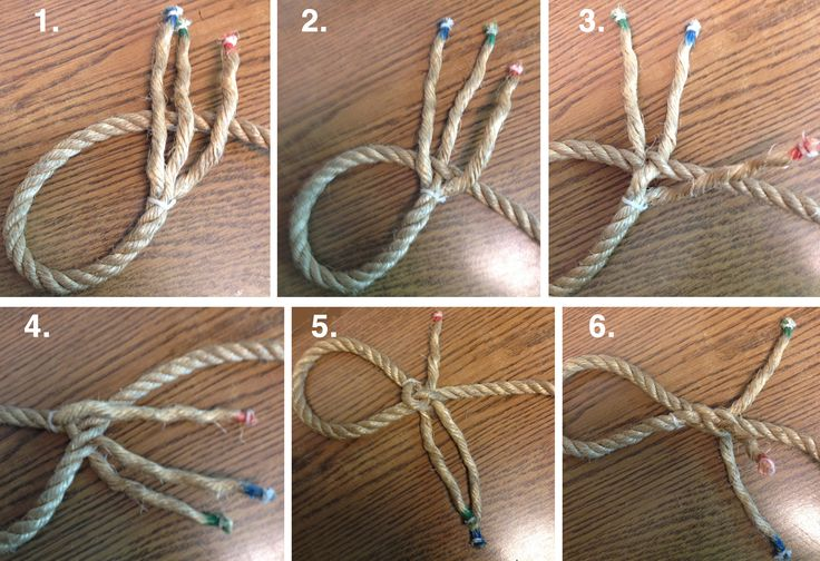 The following text is by Adolph E. Peschke as presented in the 1998 printing of the 1993 edition of the Pioneering Merit Badge Pamphlet: Making the proper splices in the proper placeson your ropes…
