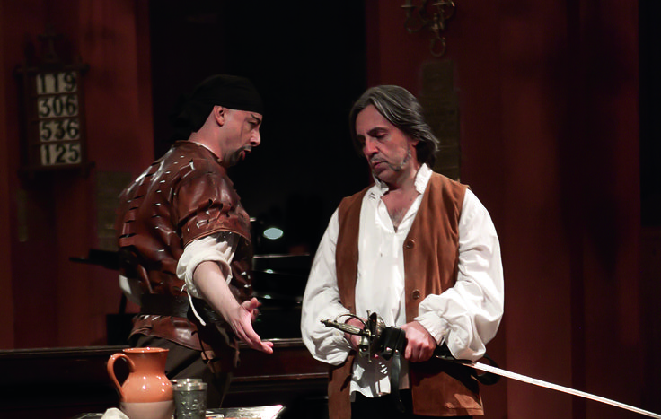 Verdi's Rigoletto at St. Mark's Opera Florence