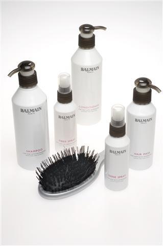 Balmain Hair - aftercare    http://www.balmainhair.com/int/hair-extensions/collections/hair-care.html