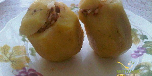 Tavuklu Patates Dolması Tarifi | Mutfakta Yemek Tarifleri