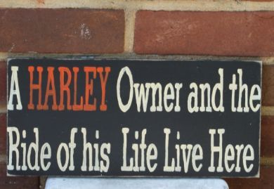 a harley owner and the ride of his life live here