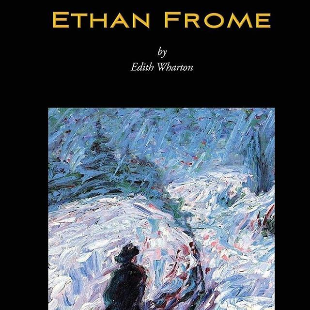 Ethan Frome (With an Introduction by Edith Wharton) by Edith Wharton  http://ow.ly/4npNQQ