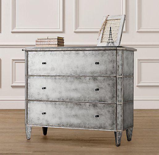Ava Dresser Malm Restoration Hardware And Dressers