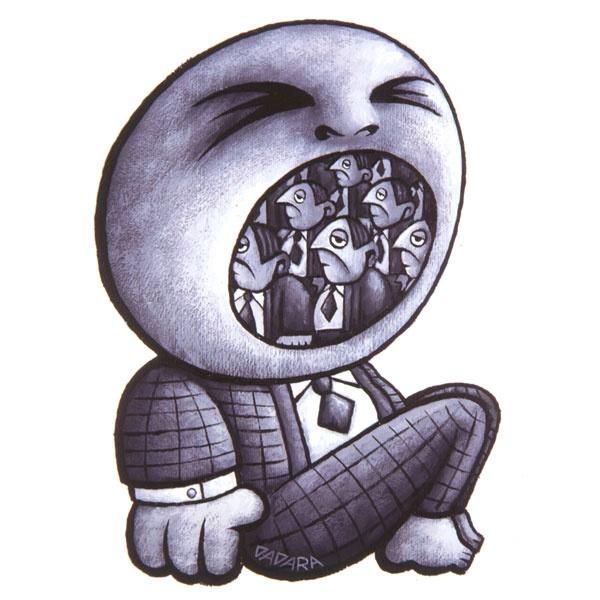 Dadara - Gray baby