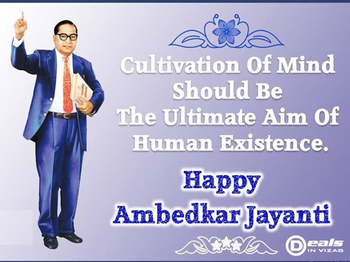 """WHY AMBEDKAR JAYANTI IS CELEBRATED Ambedkar Jayanti is celebrated by the people of India very happily to remember his immense contributions for the poor people of India. Dr. Bhimrao Ambedkar is the father of Indian Constitution who had drafted the Constitution of India. He was the great human rights activists who born on 14th of April in 1891. He had established the """"Bahishkrit Hitkarini Sabha"""" in the year 1923 in India aiming to spread the necessity of education as well as enhancing the…"""