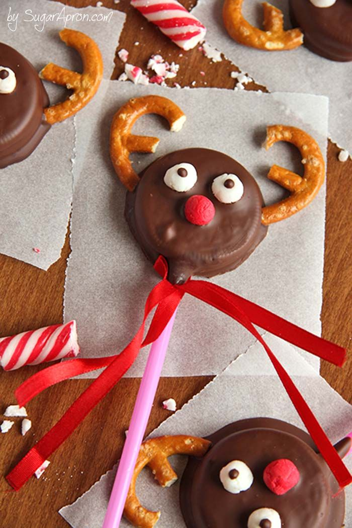 These Tasty Reindeer Oreo Cookies Are Great For A