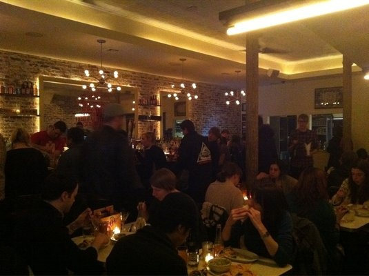 Calexico - 645 Manhattan Ave (between Bedford Ave & Norman Ave), Brooklyn, NY 11222 (Neighborhood: Greenpoint)
