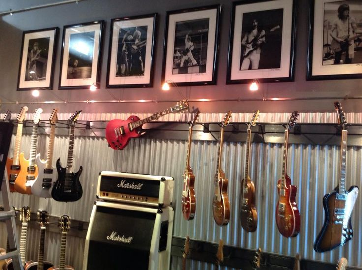 Finished Installation at The Music Zoo