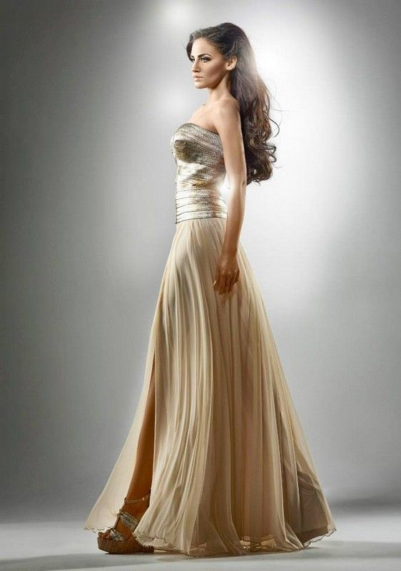 DESIGN BY NIKOS στο www.GamosPortal.gr #vradina foremata #βραδινά φορέματα