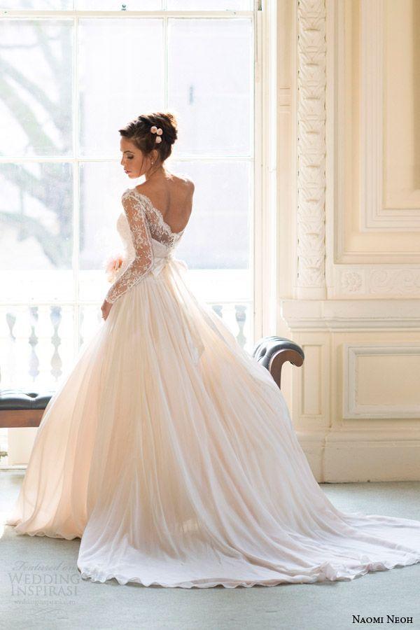 45 Chic Long Sleeve Wedding Dresses (New!)