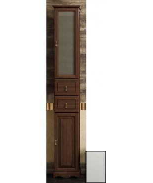 #Мебель для ванной #Opadiris  Риспекто-30 Правый Слоновая кость Матовое стекло