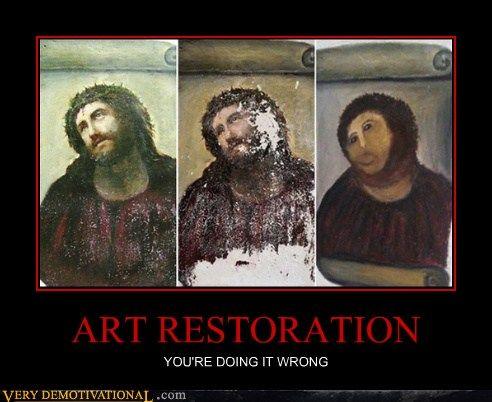 237 best • Art Conservation & Restoration images on Pinterest