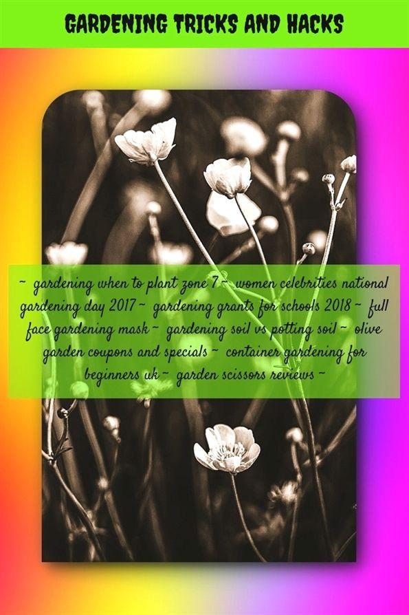 gardening tricks and hacks_409_20180610104005_23 womens #gardening ...