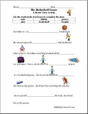 Physical Education Worksheets Free Worksheets for all | Download ...