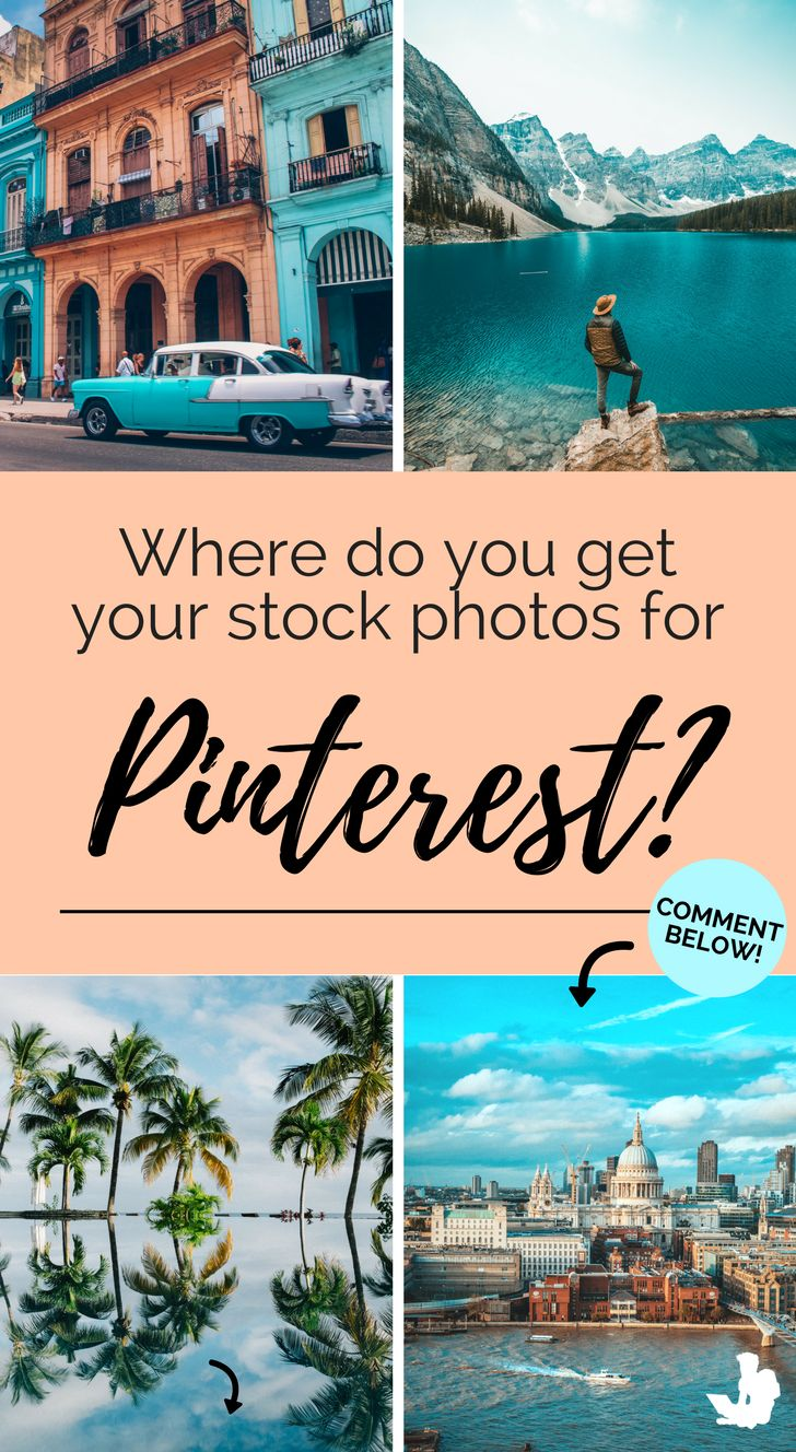 The best travel blogs are known for sharing authentic, artful imagery woven together with thoughtfully written stories to accompany them. In reality, it isn't easy to produce original content day in and day out, and quite often, travel bloggers will fill gaps in their adventure with stock photos. READ MORE: http://hobowithalaptop.com/stock-photo-sites-for-pinterest-seo-travel-bloggers
