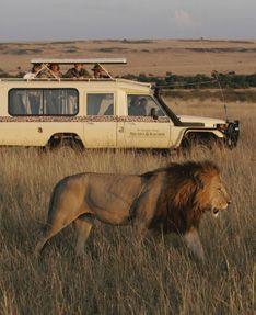 Micato Safaris. Kenya. March, 2013.