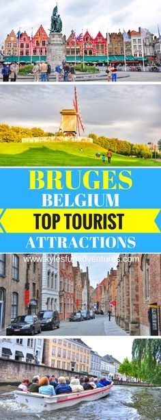 The 25 best belgium tourist attractions ideas on pinterest top tourist attractions in bruges activities to try sciox Gallery