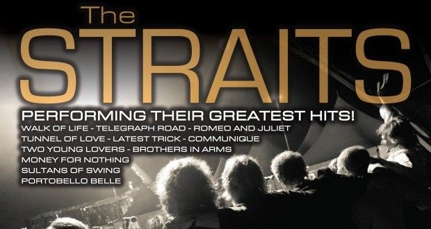 Dire Straits members form The Straits and announce tour