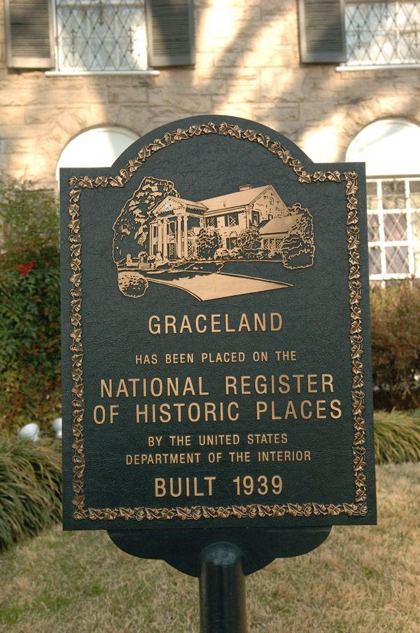 Graceland Mansion's Designation as a National Historic Landmark http://preslaw.info/graceland-mansions-designation-as-a-national-historic-landmark