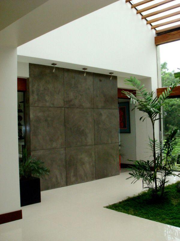 M s de 25 ideas incre bles sobre microcemento alisado en - Cemento pulido exterior ...