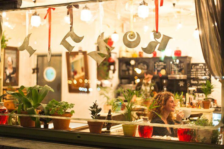 #ny #compote #decor #restaurant #odessa #Компот