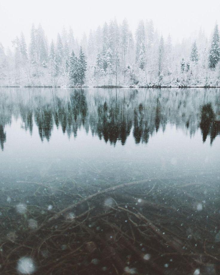 Swiss winter wonderland ❄️