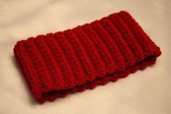 Winter headband Very Thick Ear warmer Gift for by AtelierGarofita