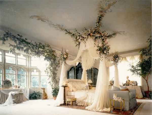 Bill Miller designed bedroom