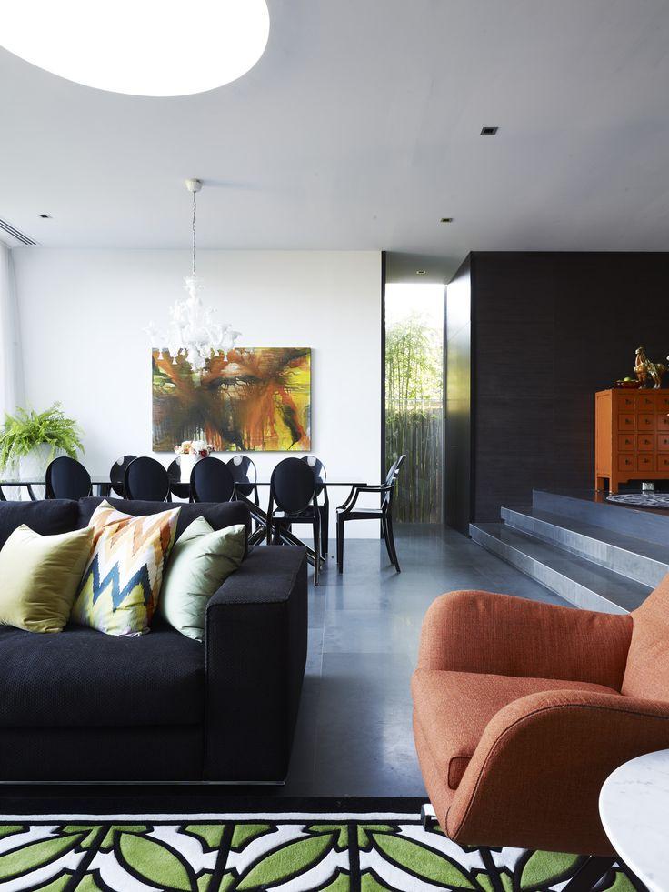 Ciolino House Modern Interior Design by Greg