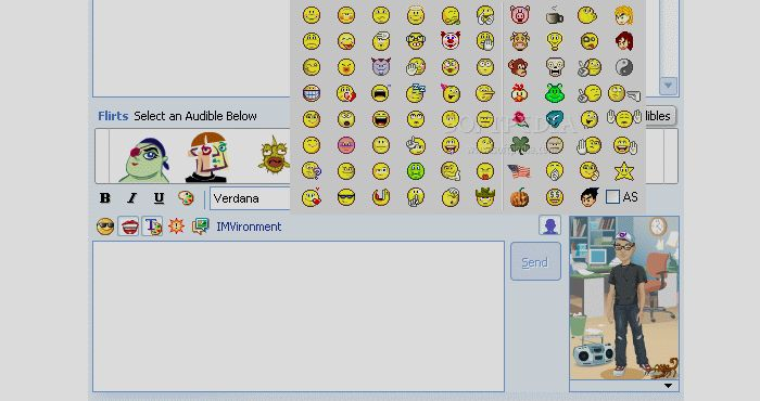 Yahoo Messenger presents New Emojis and Read Receipts - http://www.messengerdownload.net/yahoo-messenger-presents-new-emojis-and-read-receipts