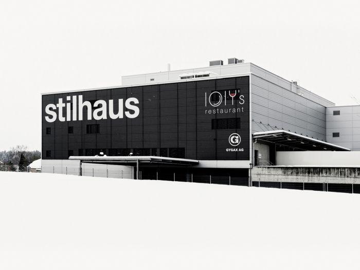 Stilhaus Rothrist – Signaletik