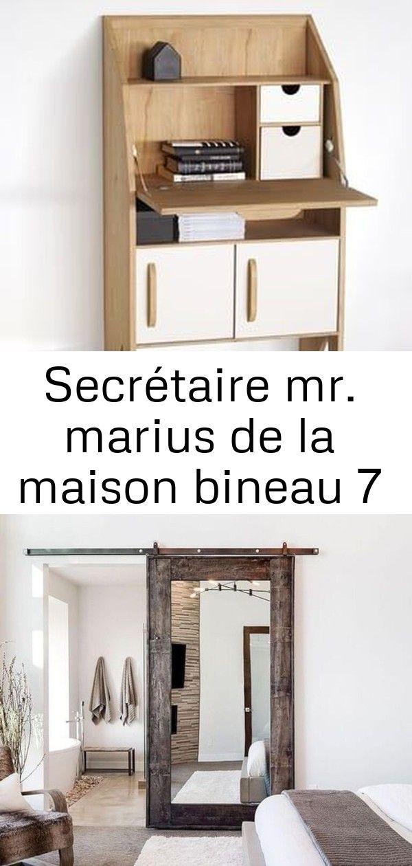 Secretaire Mr Marius De La Maison Bineau 7 Home Decor Home Decor