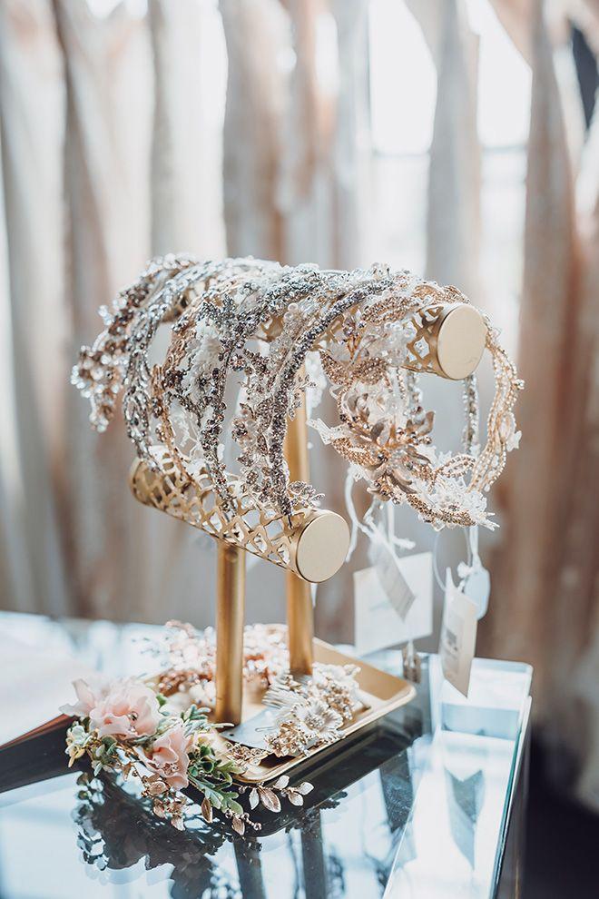 Houston Bridal Gallery Accessories