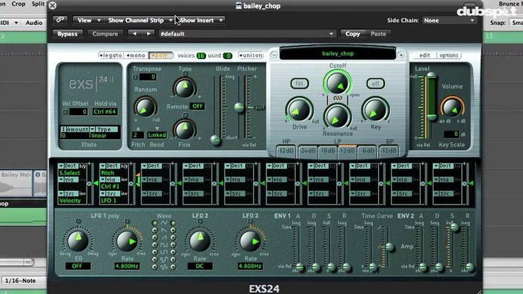 how to create tone generator logic pro x