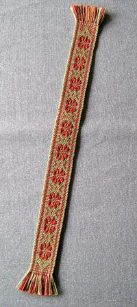 Karen Donde's Weaving Today Blog Post About Anne Dixon