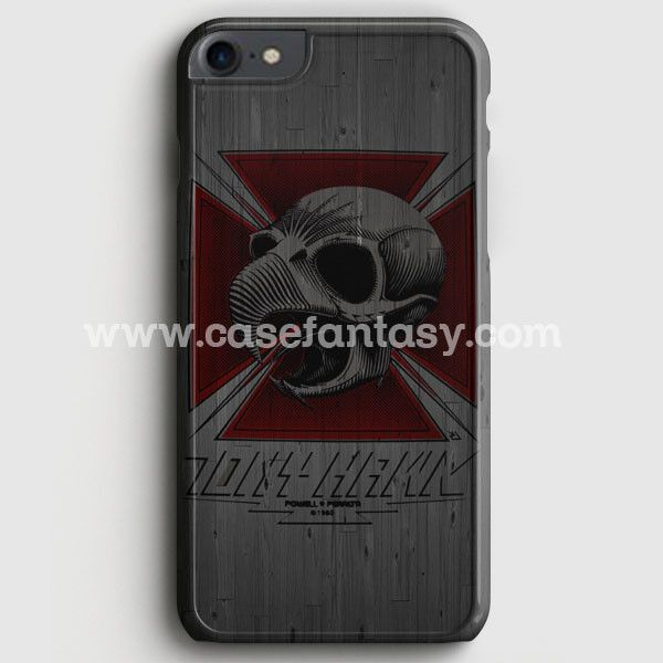 Tony Hawk Skateboard Skull Garden Logo iPhone 7 Case | casefantasy