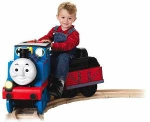 Thomas the Train rider with track - $300 (Pueblo, Co )