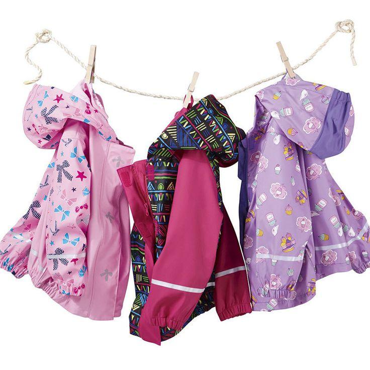 2016 spring coat boys girls children poncho raincoat children PU leather waterproof windproof breathable Outdoor Jackets coat #Affiliate