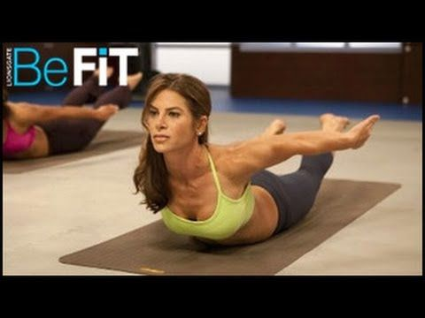 ▶ Jillian Michaels: Yoga Meltdown Level 1 - YouTube