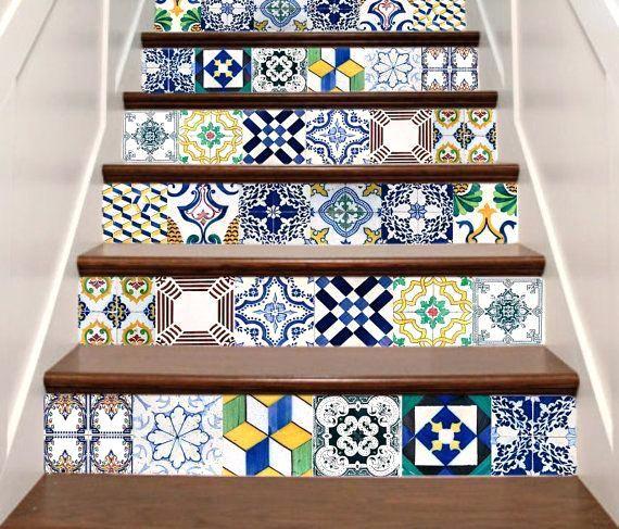 carrelage mexicain | Carrelage maroc, Carreaux de ciment salle de bain, Carrelage mexicain