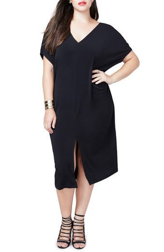 Rachel Roy Caftan Dress (Plus Size)