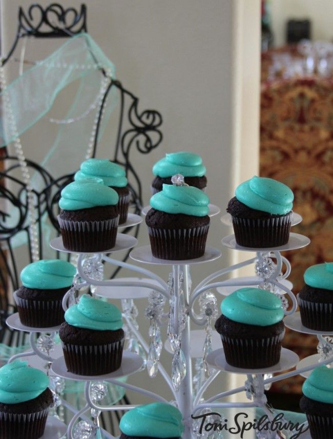 breakfast at tiffany's party theme - Google Search