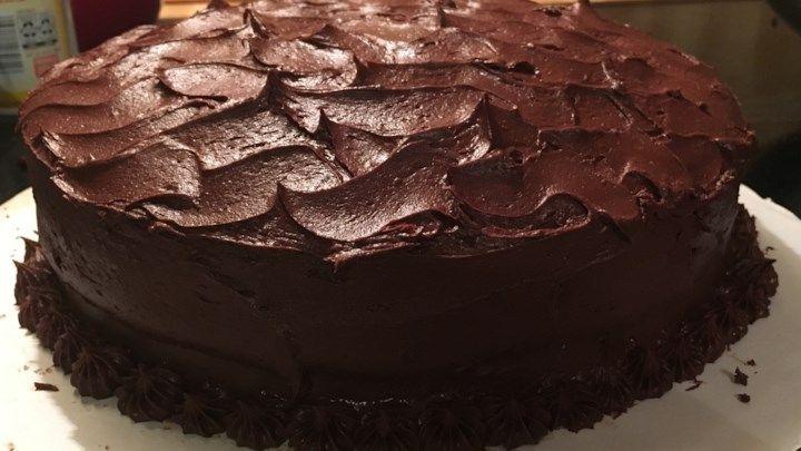 Extreme Chocolate Cake Cake Chocolate Extreme Kuchen Ideen Schokoladenkuchenrezept Kuchen Schoko