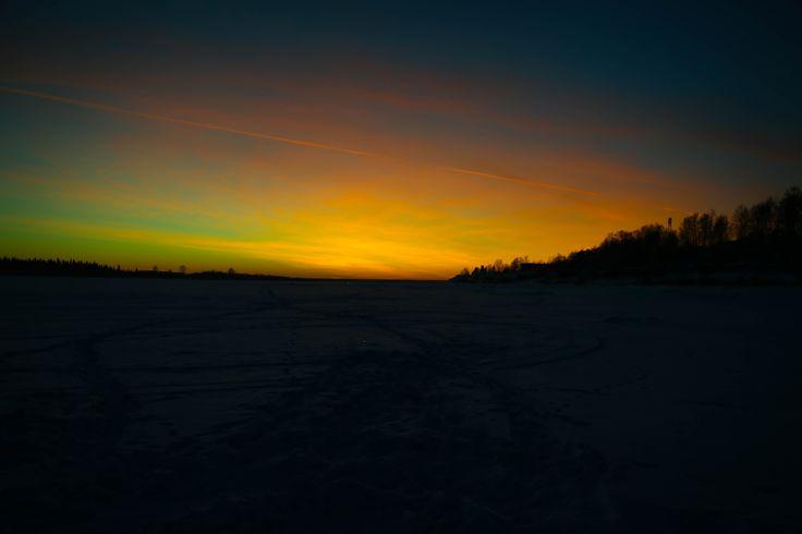 Sunset by Дмитрий Волков on 500px