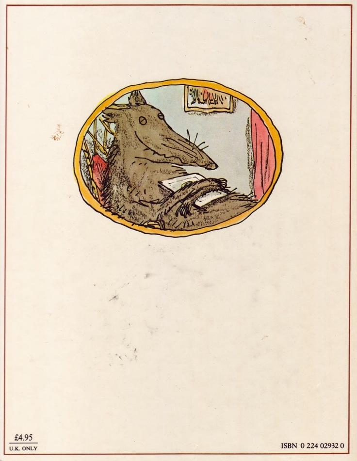 Vintage Kids' Books My Kid Loves: Roald Dahl's Revolting Rhymes