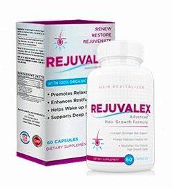 Rejuvalex Advanced Hair Growth Formula Hair Loss Remedies, Hair loss treatment, Hair Regrowth, thinning hair treatment – Regrow Hair Naturally and Fast in 90 Days!