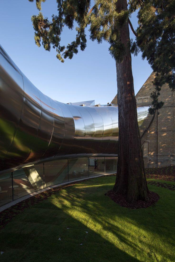 Gallery - The Investcorp Building / Zaha Hadid Architects - 20